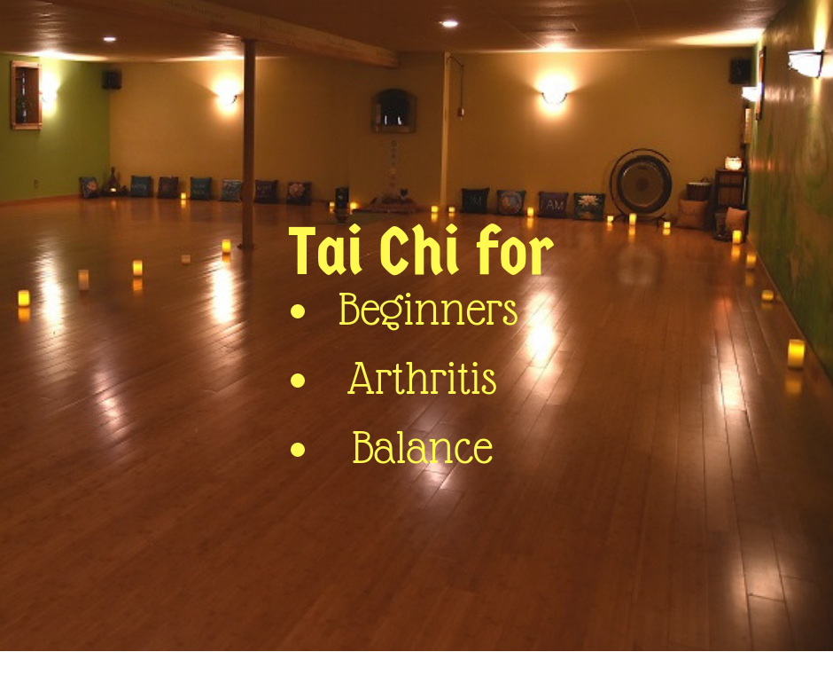 Tai Chi: For Beginners, Arthritis & Balance » Grounded by
